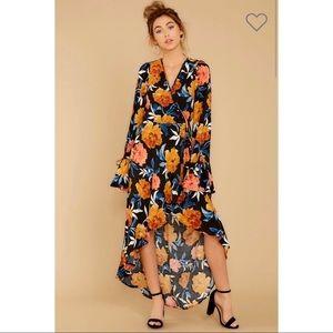 BNWT Pride of Gypsies Floral Dress